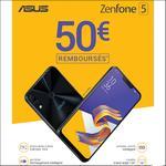 Offre de Remboursement Azus : 50€ remboursés sur Smartphone ZenFone 5 - anti-crise.fr