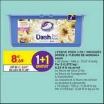 Bon Plan Lessive Dash Pods chez Intermarché - anti-crise.fr