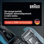 Offre de Remboursement Braun : Jusqu'à 50€ Remboursés sur un Rasoir - anti-crise.fr