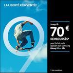 Offre de Remboursement Samsung : Jusqu'à 70€ Remboursés sur Galaxy S9 ou S9+ - anti-crise.fr