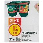 Bon Plan Activia de Danone chez Magasins U (04/09 - 16/09) - anti-crise.fr