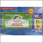 Bon Plan Lessive Ariel Pods 3en1 chez Carrefour (25/09 - 01/10) - anti-crise.fr