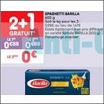 Bon Plan Pâtes Barilla Academia chez Leader Price (02/10 - 14/10) - anti-crise.fr
