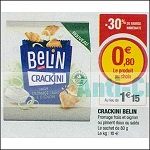 Bon Plan Crackini de Belin chez Magasins U (25/09 - 06/10) - anti-crise.fr