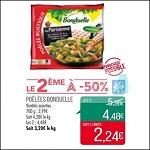 Bon Plan Poêlée de Légumes Bonduelle chez Match (04/09 - 16/09) - anti-crise.fr
