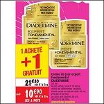 Bon Plan Crème Diadermine Expert chez Auchan (18/09 - 24/09) - anti-crise.fr