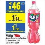 Bon Plan Boisson Fanta chez Carrefour Market (25/09 - 30/09) -anti-crise.Fr