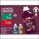 Bon Plan Adoucissant Lenor chez Match (04/09 - 16/09) - anti-crise.Fr