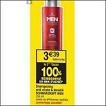 Bon Plan Shampooing Men Schwarzkopf chez Cora (04/09 - 10/09) - anti-crise.fr