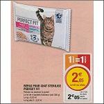 Bon Plan Sachets Fraicheur pour Chat Perfect Fit chez Magasins U (25/09 - 06/10) - anti-crise.Fr