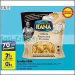 Bon Plan Pâtes Fraiches Giovanni Rana chez Carrefour (18/09 - 24/09) - anti-crise.Fr