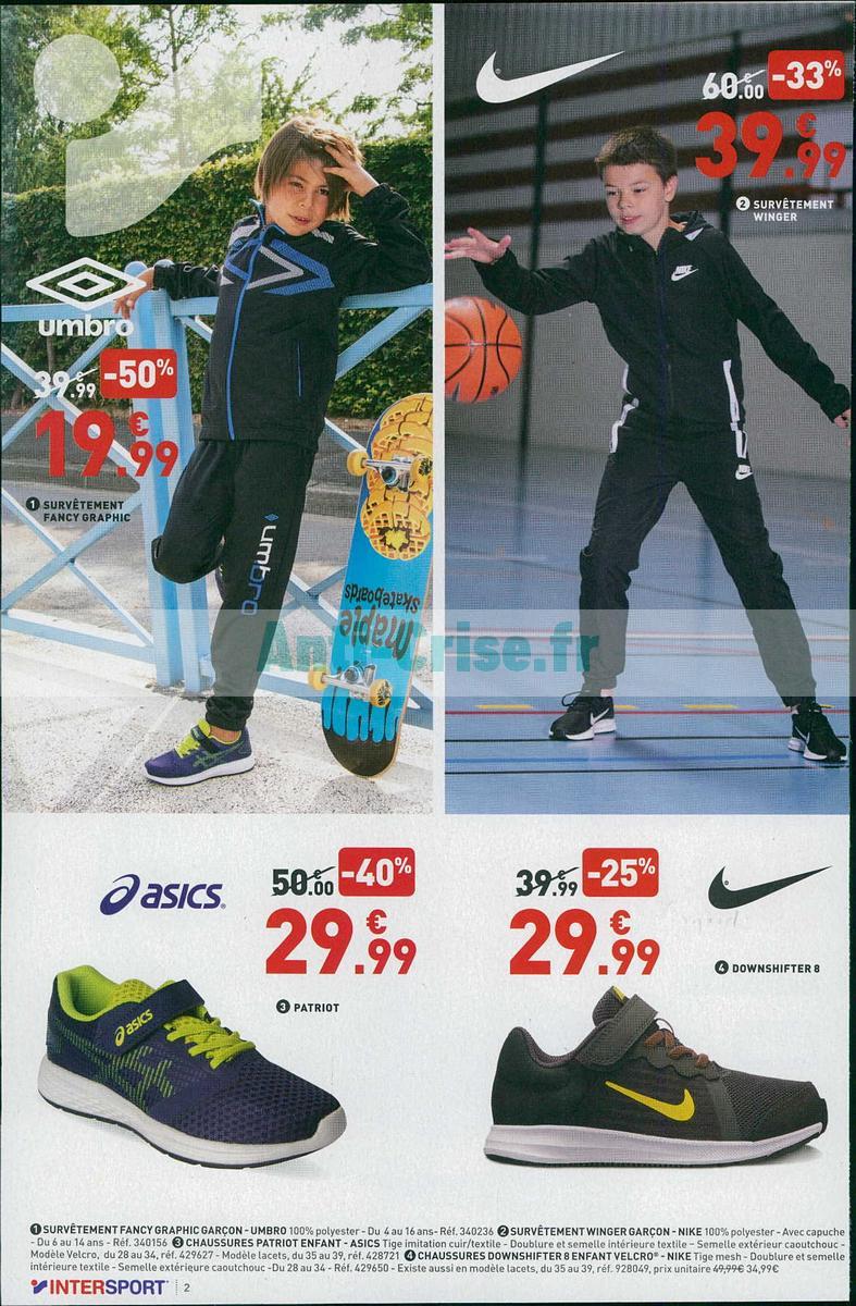 Intersport Catalogue Août 20 10 Au Du Septembre 2018 Qay6iw RjL5Aq34c