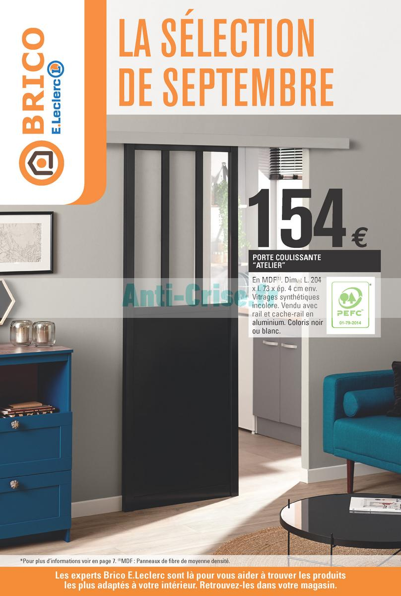 leclerc bricolage catalogue. Black Bedroom Furniture Sets. Home Design Ideas