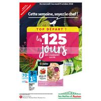 septembre2018 Catalogue Les Halles Auchan du 3 au 9 octobre 2018