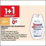 Bon Plan Dentifrice Teraxyl chez Leader Price (02/10 - 14/10) -anti-crise.fr