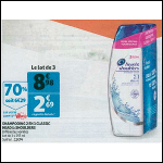 Bon Plan Shampoing Head & Shoulders chez Auchan Supermarché (31/10 - 06/11) - anti-crise.fr