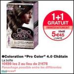 Bon Plan Coloration Pro Color de Schwarzkopf chez Monoprix (10/10 - 22/10) - anti-crise.fr