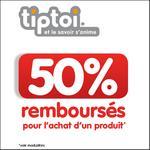 Offre de Remboursement Ravensburger : 50% Remboursés sur Tiptoi - anti-crise.fr