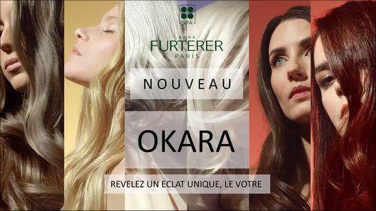 Echantillon René Furturer : Rituel OKARA adapté à votre couleur de cheveux - anti-crise.fr