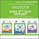 Offre de Remboursement Vtech : 3ème MagiBook 100% Remboursé - anti-crise.fr