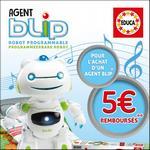 Offre de Remboursement Educa : 5€ Remboursés sur Robot Agent Blip - anti-crise.fr