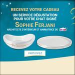 Bon Plan Gourmet : Un Service Dégustation Sophie Ferjani Offert - anti-crise.fr