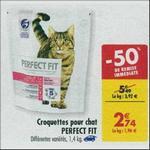Bon Plan Croquettes pour Chat Perfect Fit chez Carrefour - anti-crise.fr