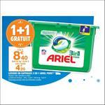 Bon Plan Lessive Ariel Pods 3en1 chez Carrefour Market - anti-crise.fr