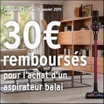 Offre de Remboursement De'Longhi : 30€ Remboursés sur Aspirateur Balai - anti-crise.fr