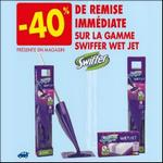 Bon Plan Lingettes ou Nettoyant Swiffer Wet Jet chez Carrefour - anti-crise.fr