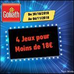Bon Plan Jeux Goliath chez Intermarché : 4 Jeux pour moins de 18€ !! - anti-crise.fr