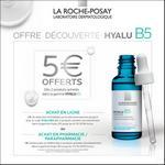 Offre de Remboursement La Roche-Posay : 5€ Remboursés sur 2 Produits Hyalu B5 - anti-crise.fr