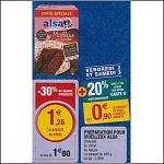 Bon Plan Gâteau Moelleux Alsa chez Magasins U (02/11 - 03/11) - anti-crise.fr