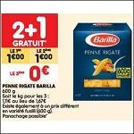 Bon Plan Pâtes Barilla chez Leader Price (23/10 - 31/10) - anti-crise.fr