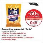 Bon Plan Croustilles de Belin chez Monoprix (24/10 - 02/11) - anti-crise.Fr