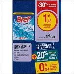 Bon Plan Bloc Bref WC chez Hyper U (30/10 - 03/11) - anti-crise.fr