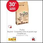 Bon Plan Croquettes pour Chat Beyond chez Intermarché (31/10) - anti-crise.Fr