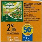 Bon Plan Légumes Surgelés Bonduelle chez Leclerc (16/10 - 20/10) - anti-crise.fr
