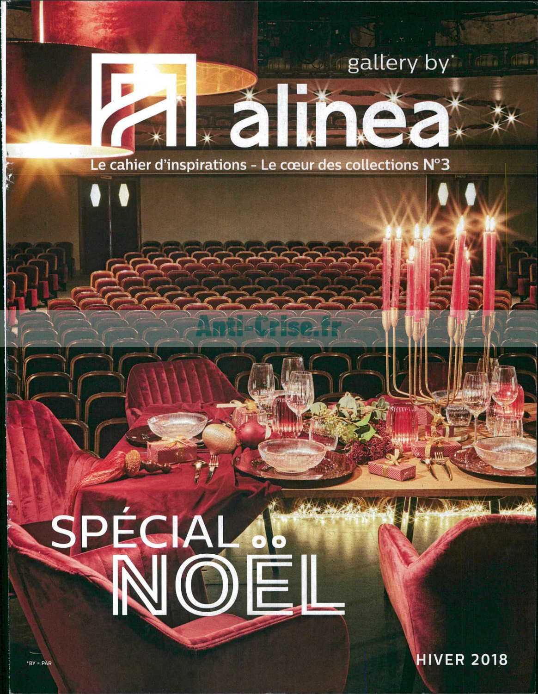 Catalogue Alinea Du 30 Octobre Au 30 Decembre 2018