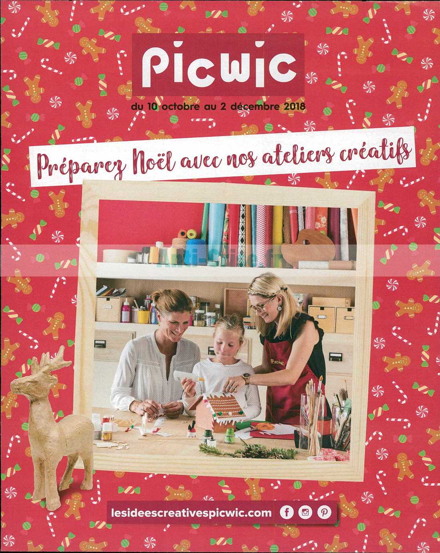 catalogue noel 2018 picwic Catalogue Picwic du 10 octobre au 02 décembre 2018 (Noël) catalogue noel 2018 picwic