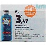 Bon Plan Shampooing ou Après-Shampooing Herbal Essence chez Leclerc (23/10 - 03/10) - anti-crise.fr