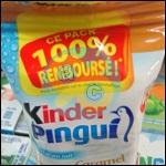 Offre de Remboursement Kinder : Pingui 100% Remboursé - anti-crise.fr