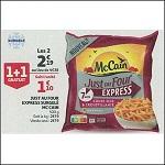 Bon Plan Frites Mc Cain chez Auchan Supermarché (24/10 - 30/10) - anti-crise.fr