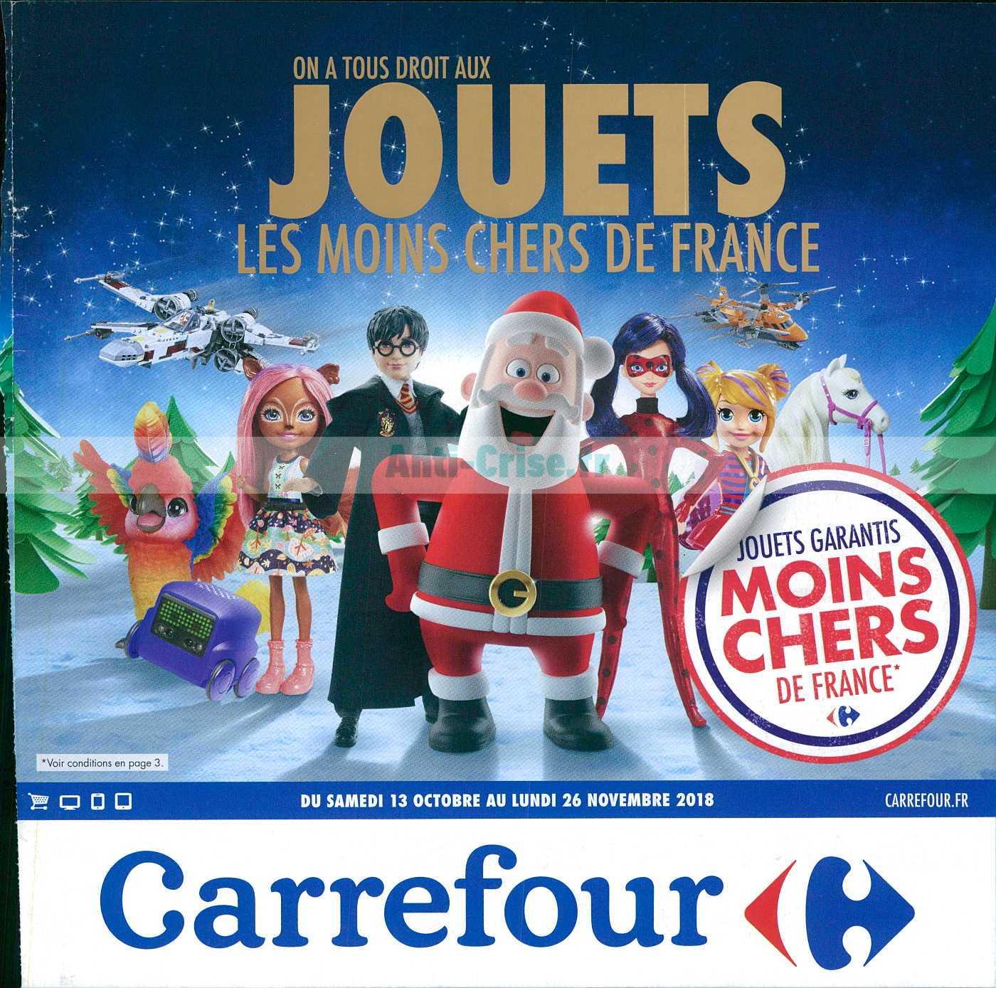 noel 2018 catalogue carrefour Catalogue Carrefour du 13 octobre au 26 novembre 2018 (Noël) noel 2018 catalogue carrefour