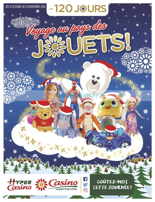 catalogue noel 2018 casino Catalogue Casino du 16 octobre au 25 novembre 2018 (Noël) catalogue noel 2018 casino