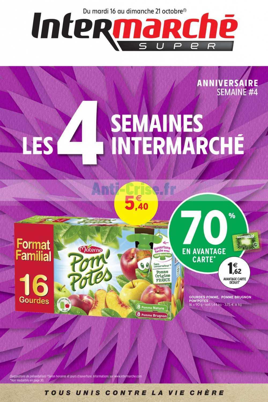 Catalogue Intermarché du 16 au 21 octobre 2018 (Version Super)