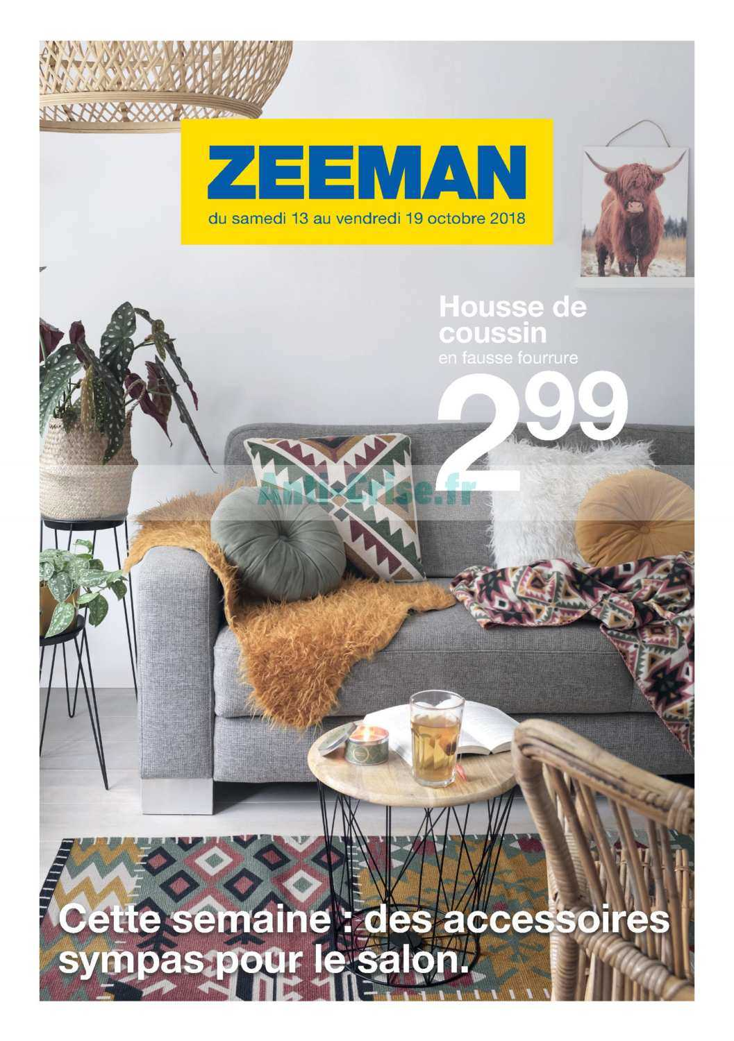 Catalogue Zeeman Du 13 Au 19 Octobre 2018 Catalogues Promos Bons