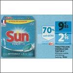 Bon Plan Tablettes Sun chez Auchan (10/10 - 16/10) - anti-crise.fr