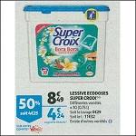 Bon Plan Lessive Super Croix Capsules chez Auchan (10/10 - 16/10) - anti-crise.fr