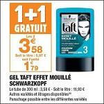 Bon Plan Produit Coiffant Taft chez Carrefour Market (30/10 - 11/11) - anti-crise.fr